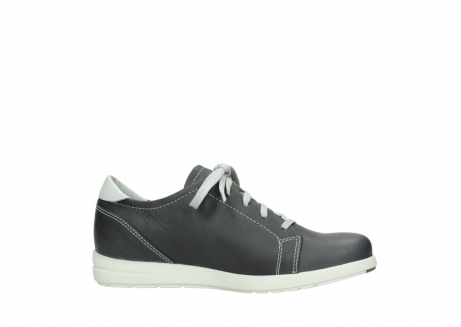wolky lace up shoes 02420 kinetic 30210 anthracite leather_14