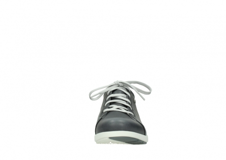 wolky lace up shoes 02420 kinetic 30210 anthracite leather_19