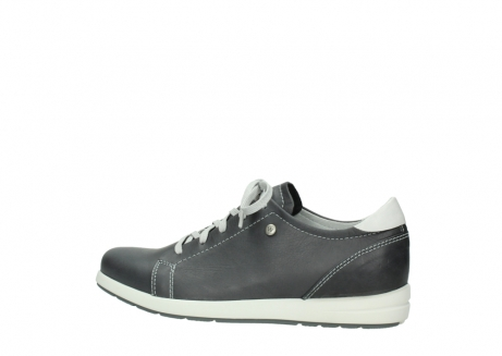 wolky lace up shoes 02420 kinetic 30210 anthracite leather_2