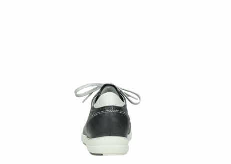wolky lace up shoes 02420 kinetic 30210 anthracite leather_7
