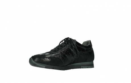 wolky lace up shoes 02525 yell 36000 shiny black leather_11