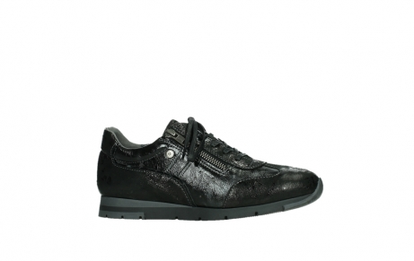 wolky lace up shoes 02525 yell 36000 shiny black leather_2