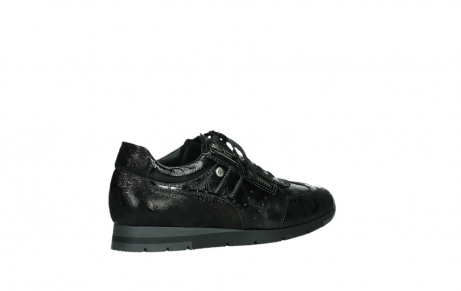 wolky lace up shoes 02525 yell 36000 shiny black leather_23