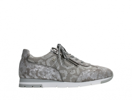 wolky lace up shoes 02526 yell xw 48150 taupe printed suede_1