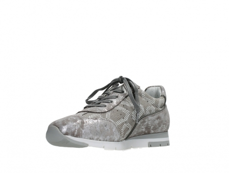 wolky lace up shoes 02526 yell xw 48150 taupe printed suede_10