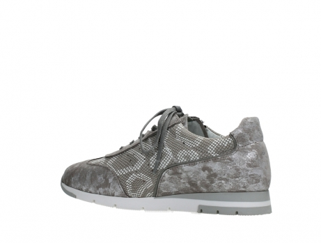 wolky lace up shoes 02526 yell xw 48150 taupe printed suede_15