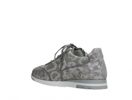 wolky lace up shoes 02526 yell xw 48150 taupe printed suede_16