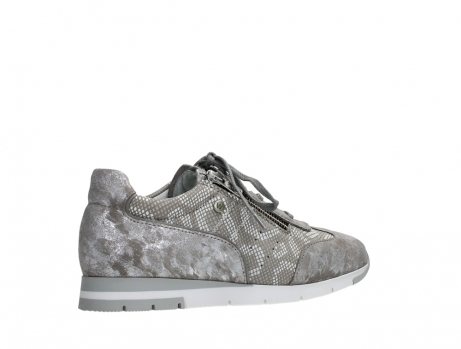 wolky lace up shoes 02526 yell xw 48150 taupe printed suede_23