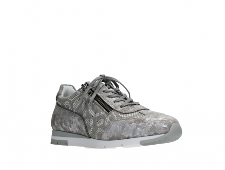wolky lace up shoes 02526 yell xw 48150 taupe printed suede_4