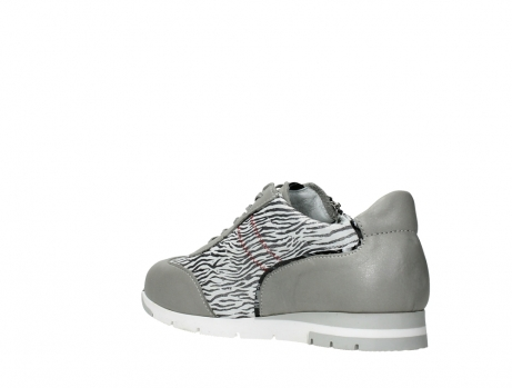 wolky lace up shoes 02526 yell xw 88130 silver leather_16