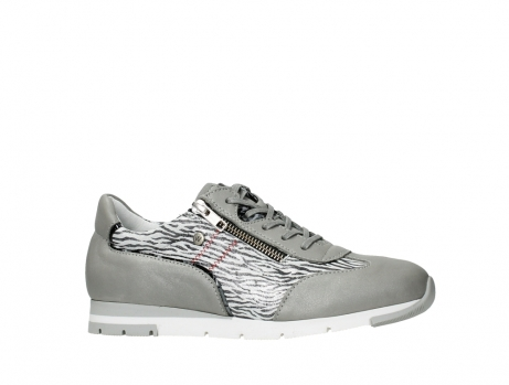 wolky lace up shoes 02526 yell xw 88130 silver leather_2