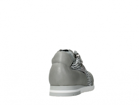 wolky lace up shoes 02526 yell xw 88130 silver leather_20