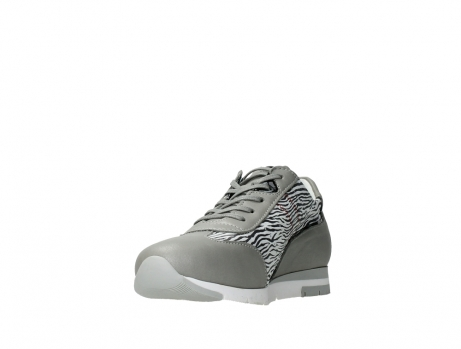 wolky lace up shoes 02526 yell xw 88130 silver leather_9