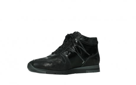 wolky lace up shoes 02527 cheer 36000 shiny black leather_11