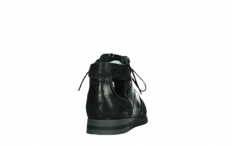 wolky lace up shoes 02527 cheer 36000 shiny black leather_20