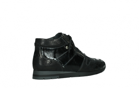 wolky lace up shoes 02527 cheer 36000 shiny black leather_23