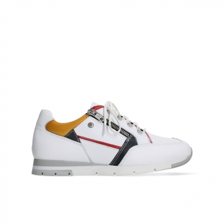 wolky lace up shoes 02530 spirit xw 20910 white multi leather
