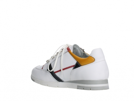 wolky lace up shoes 02530 spirit xw 20910 white multi leather_16