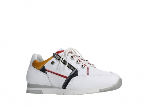 wolky lace up shoes 02530 spirit xw 20910 white multi leather_3