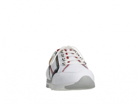 wolky lace up shoes 02530 spirit xw 20910 white multi leather_6