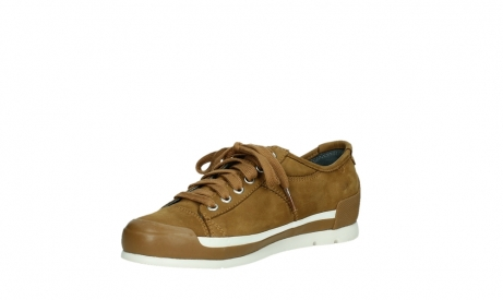 wolky lace up shoes 02778 stowe 13360 camel lightly greased nubuck_10