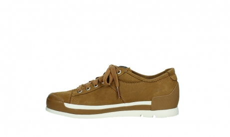 wolky lace up shoes 02778 stowe 13360 camel lightly greased nubuck_13