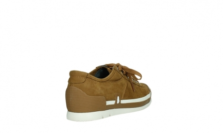 wolky lace up shoes 02778 stowe 13360 camel lightly greased nubuck_21