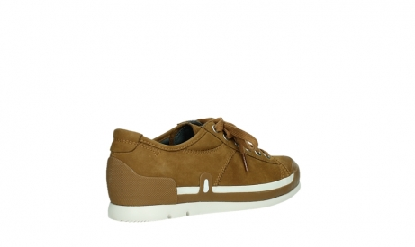 wolky lace up shoes 02778 stowe 13360 camel lightly greased nubuck_22