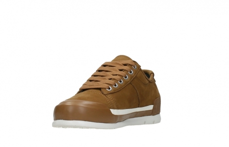 wolky lace up shoes 02778 stowe 13360 camel lightly greased nubuck_3