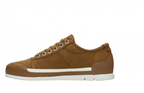 wolky lace up shoes 02778 stowe 13360 camel lightly greased nubuck_4
