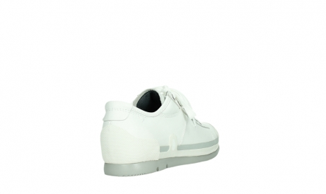 wolky lace up shoes 02778 stowe 30100 white leather_21