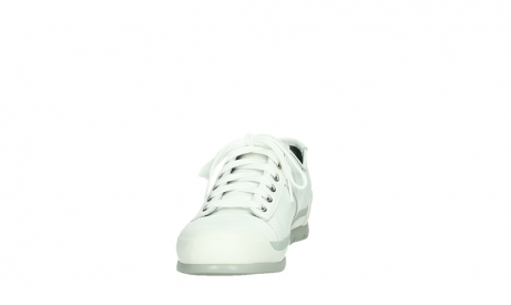 wolky lace up shoes 02778 stowe 30100 white leather_8