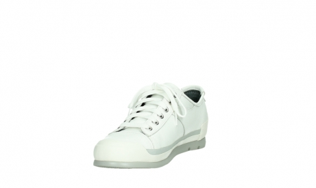 wolky lace up shoes 02778 stowe 30100 white leather_9