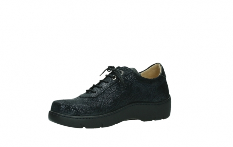 wolky lace up shoes 03250 fantasy 43800 blue metal suede_11