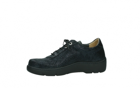 wolky lace up shoes 03250 fantasy 43800 blue metal suede_12