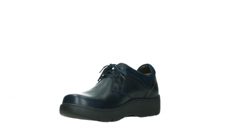 wolky lace up shoes 03253 calypso 24800 blue leather_10