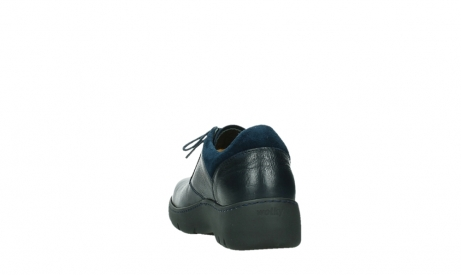 wolky lace up shoes 03253 calypso 24800 blue leather_18