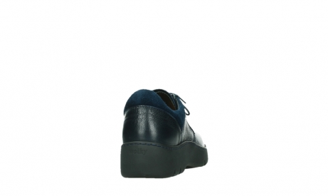 wolky lace up shoes 03253 calypso 24800 blue leather_20