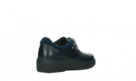 wolky lace up shoes 03253 calypso 24800 blue leather_22