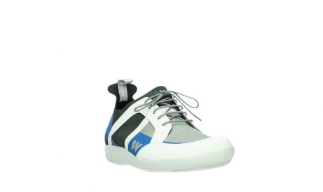 wolky lace up shoes 04075 base 00286 anthracite royal blue microfibre_5