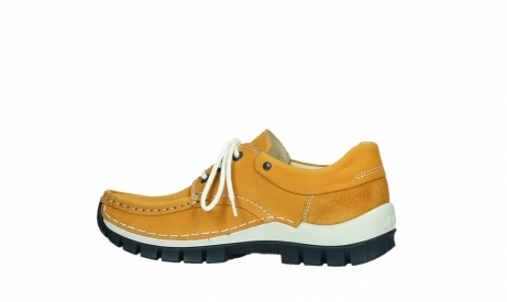wolky lace up shoes 04701 fly 11558 orange blue nubuck_14
