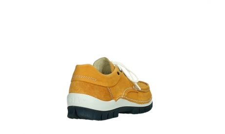 wolky lace up shoes 04701 fly 11558 orange blue nubuck_21