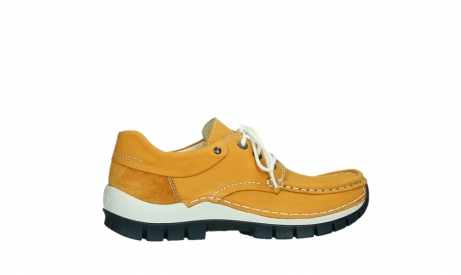 wolky lace up shoes 04701 fly 11558 orange blue nubuck_24