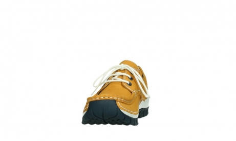 wolky lace up shoes 04701 fly 11558 orange blue nubuck_8
