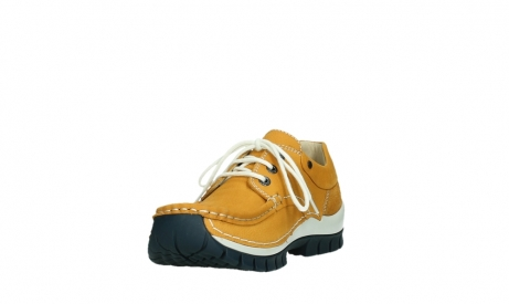 wolky lace up shoes 04701 fly 11558 orange blue nubuck_9