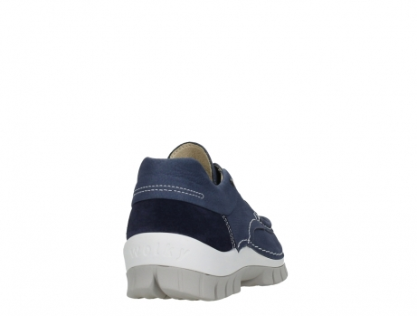 wolky lace up shoes 04701 fly 11820 denim nubuck_20