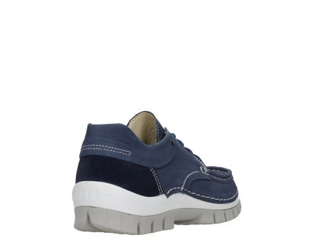 wolky lace up shoes 04701 fly 11820 denim nubuck_21