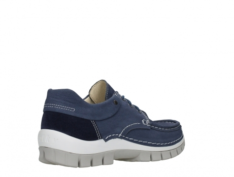 wolky lace up shoes 04701 fly 11820 denim nubuck_22