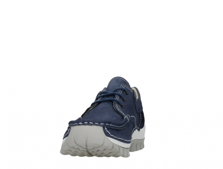 wolky lace up shoes 04701 fly 11820 denim nubuck_8