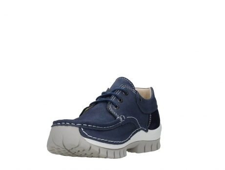 wolky lace up shoes 04701 fly 11820 denim nubuck_9